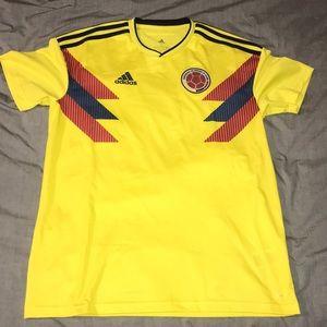 Adidas Columbia Football Jersey